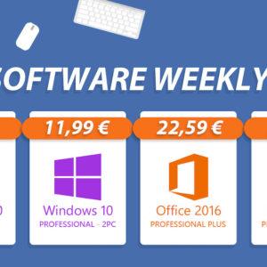 Image article [#Promo] Windows 10 pro à 7,99€, Office 365 Pro à 15,21€, Parallels Desktop 16 Pro à 49,99€,…