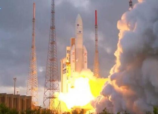 Ariane 5 30 juillet 2021