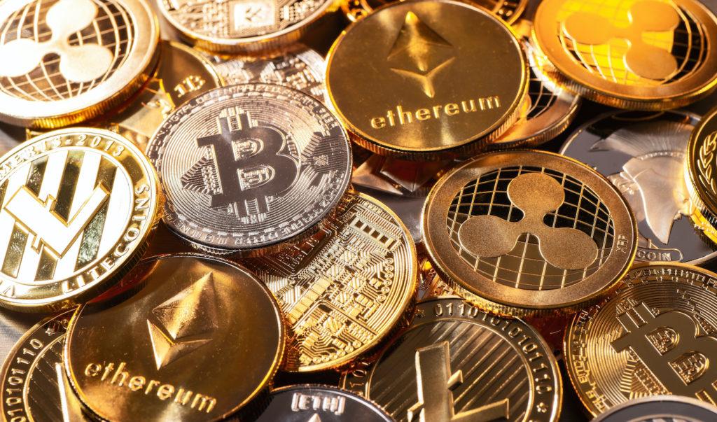 Bitcon Ethereum Pieces