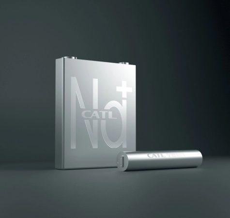 CATL batterie sodium ion
