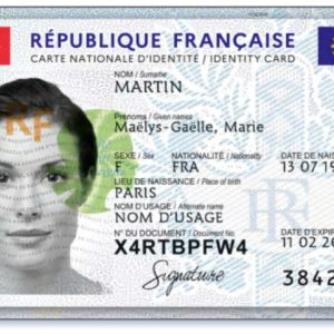 Image article La carte d'identité avec données biométriques rentre en vigueur aujourd'hui