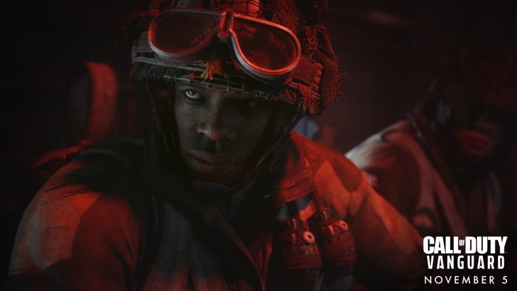 Call of Duty Vanguard Soldat