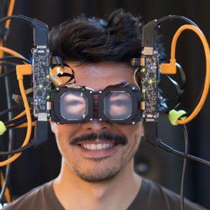 Image article Réalité virtuelle : Facebook travaille sur un casque permettant de voir les yeux de l'utilisateur