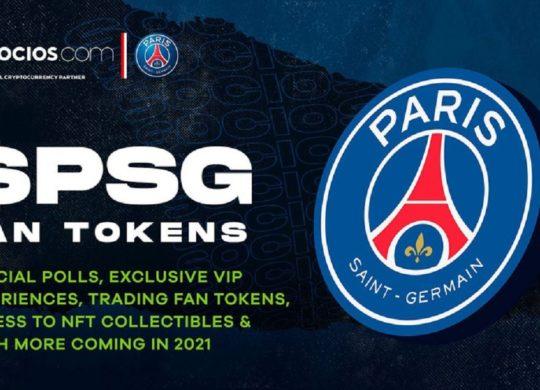 Fan Tokens PSG