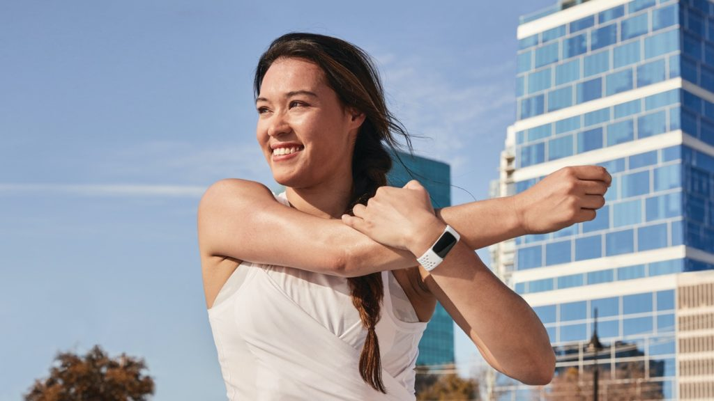 Fitbit Charge 5 Poignet