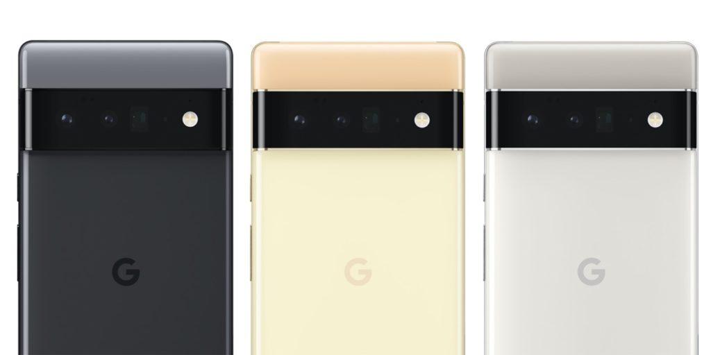 Google Pixel 6 Arriere Officiel 1
