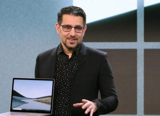 Panos Paney Microsoft