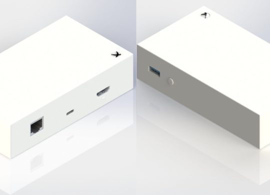 Rendu Xbox Stream Box