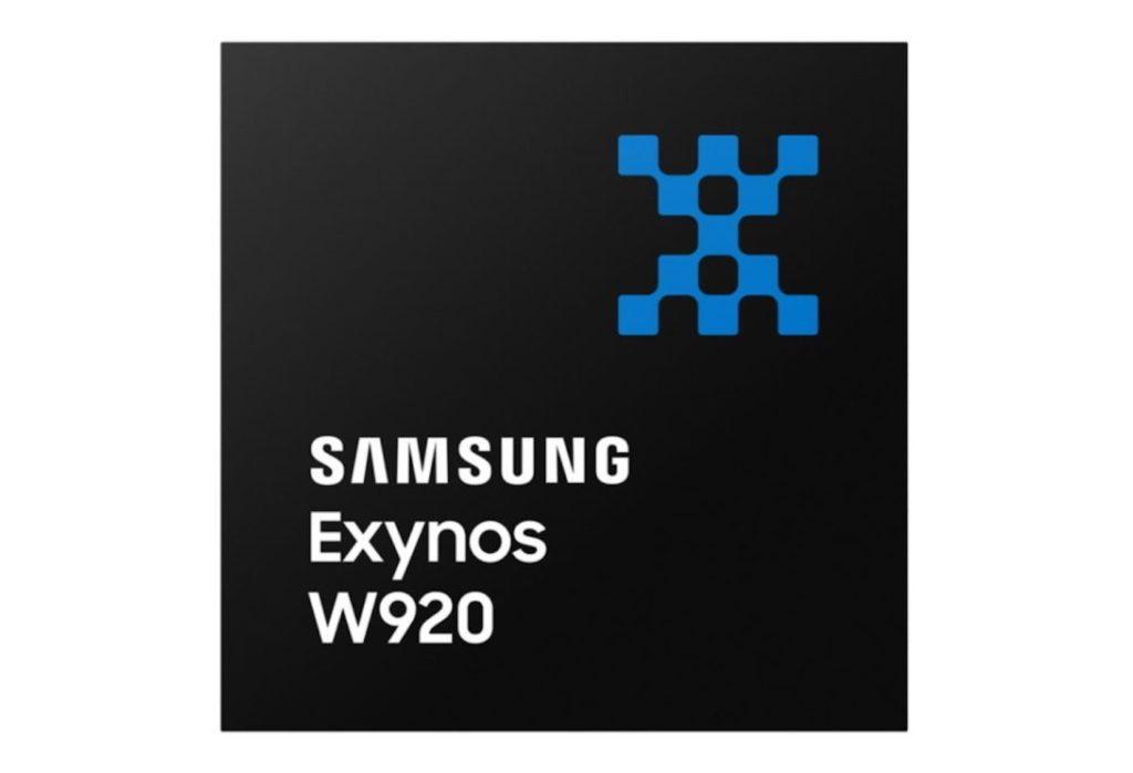 Samsung présente Exynos W920, la puce de sa Galaxy Watch 4