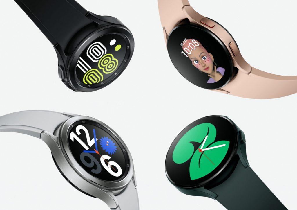 Samsung Galaxy Watch 4 Officiel 2