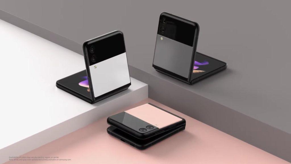 Samsung Galaxy Z Flip 3 Officiel