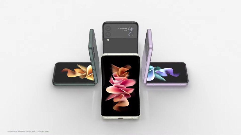 Samsung Galaxy Z Flip 3 Officiel 2