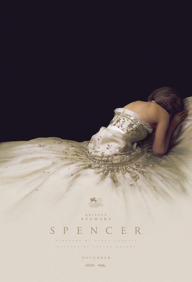 Spencer Film Affiche
