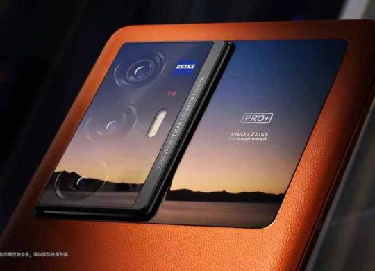 Vivo X70 Pro Plus 1