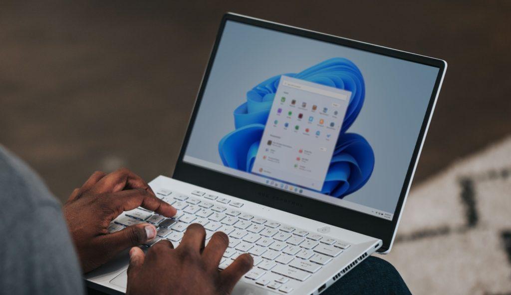 Windows 11 Bureau PC Portable