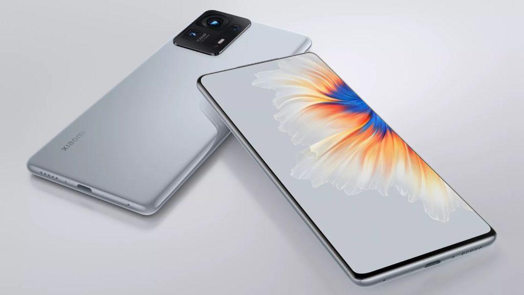 Xiaomi Mix 4 Avant Arriere Officiel 2