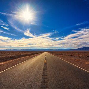 Image article Une route magnétisée pour recharger les voitures électriques ?