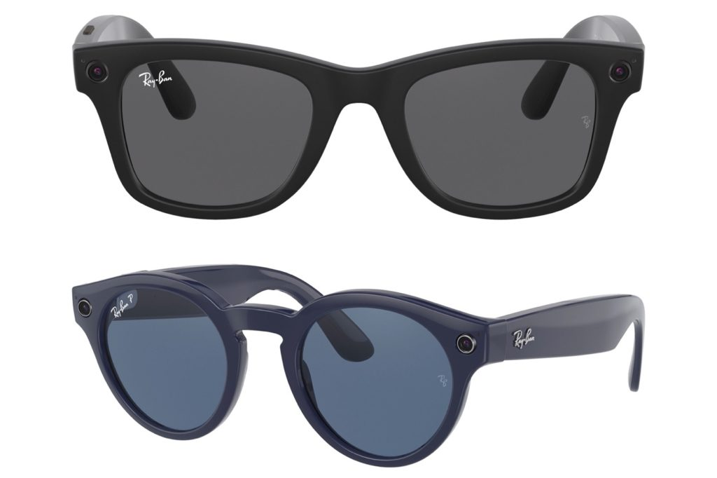 Facebook Ray-Ban Lunettes Connectees