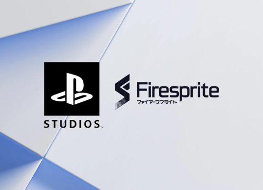 Firesprite PlayStation Studios Logos