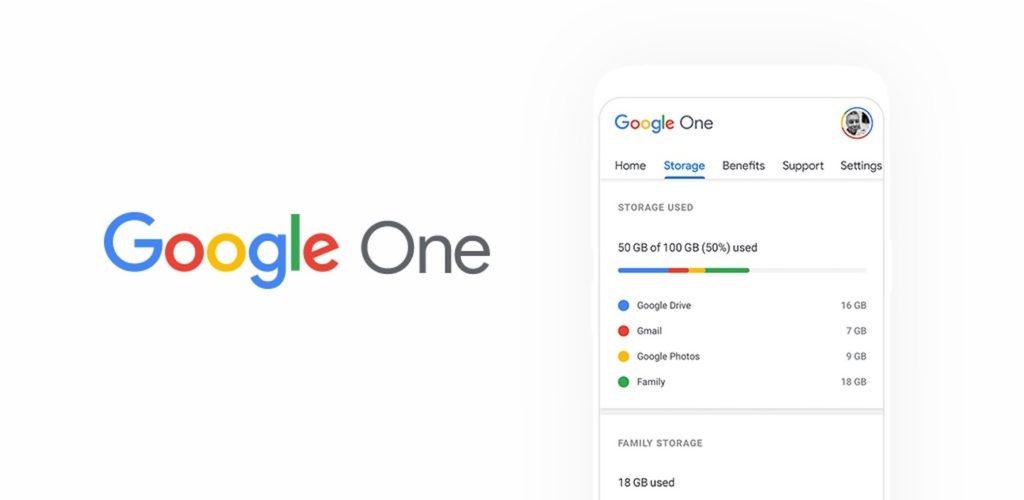 Google ajoute une offre avec 5 To de stockage à son offre One