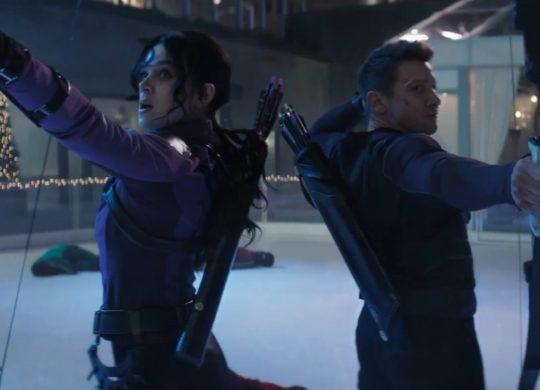 Hawkeye Serie Clint Barton et Kate Bishop