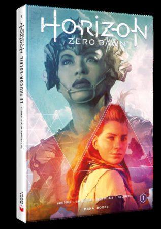 Horizon Zero Dawn BD 317x450