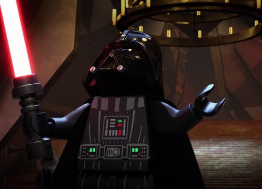 Lego Star Wars Histoires Terrifiantes Dark Vador
