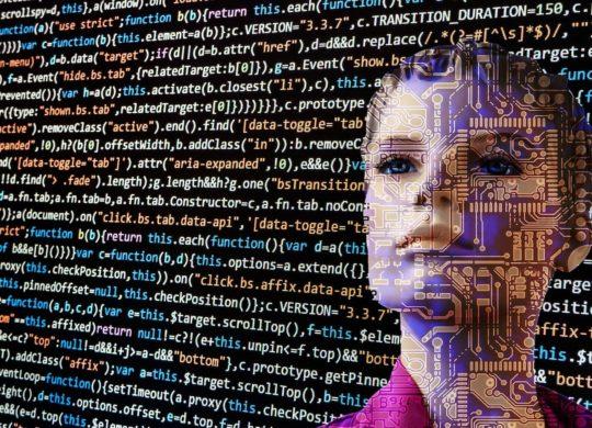 Lignes de Code Intelligence Artificielle