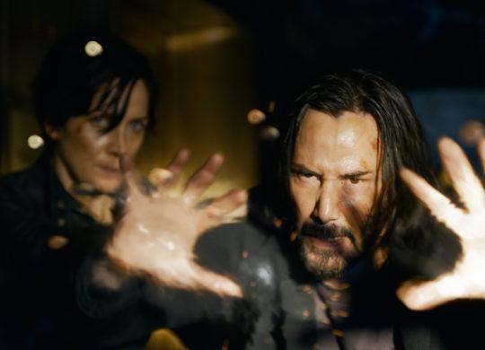 Matrix 4 Resurrections Neo et Trinity