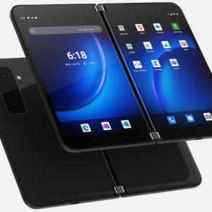 Image article Surface Duo 2 : Microsoft présente son nouveau smartphone à deux écrans