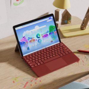 Image article Microsoft dévoile la Surface Go 3 avec de nouveaux processeurs Intel