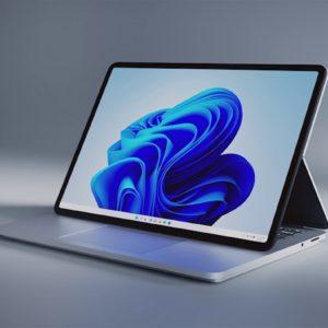 Image article Surface Laptop Studio, le nouveau PC portable de Microsoft