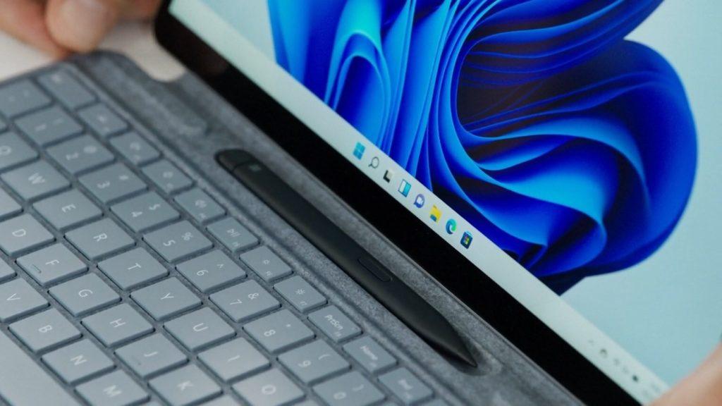 Microsoft Surface Pro 8 Stylet Slim Pen