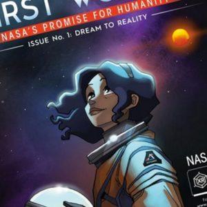 Image article La NASA dévoile une BD en AR sur la mission lunaire Artemis