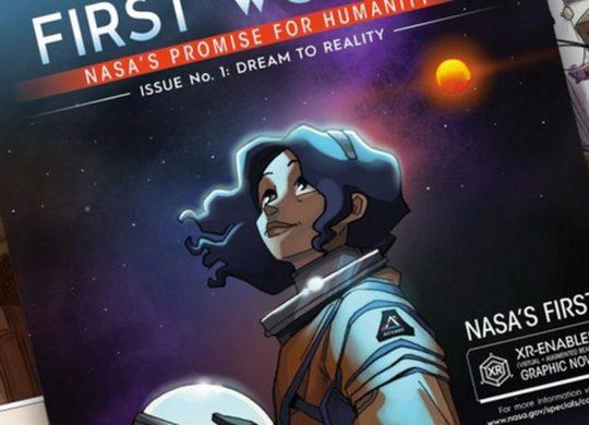 NASA First Woman Artemis