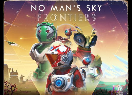NMS Frontiers 1