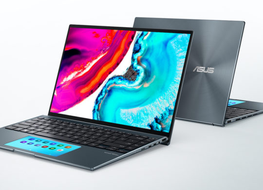 PC Portable Asus ZenBook Ecran Samsung OLED