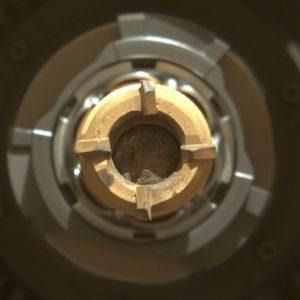 Image article Perseverance : l'analyse des échantillons martiens indique la présence de sels minéraux