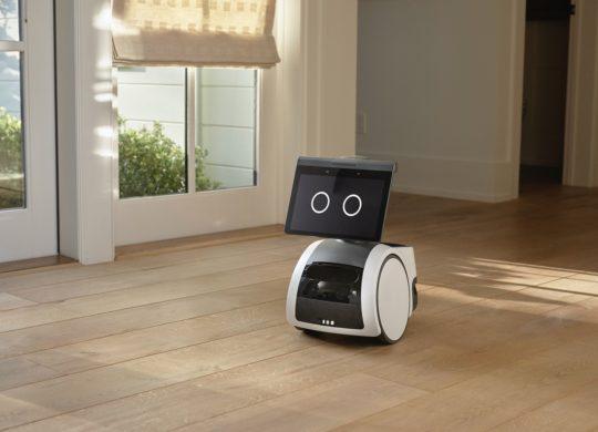 Robot Astro Amazon