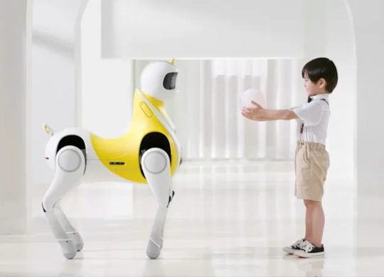 Robot Licorne