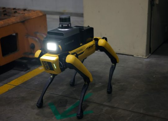 Spot robot Hyundai
