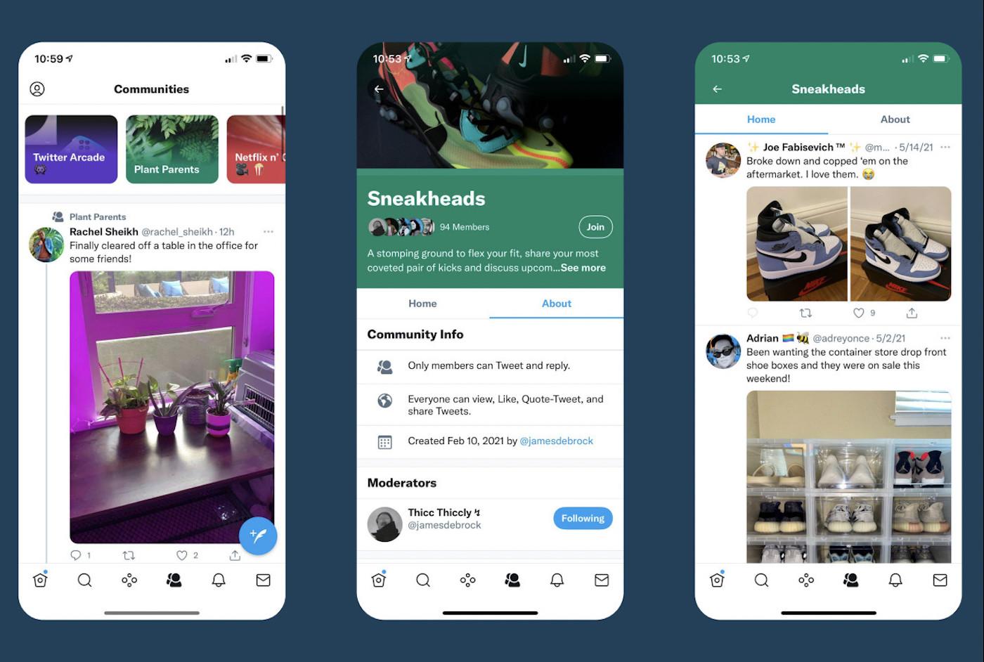 Twitter dévoile Communautés pour concurrencer les groupes de Facebook