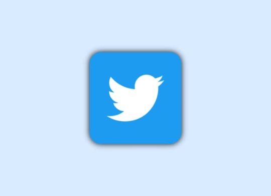 Twitter Icone Logo