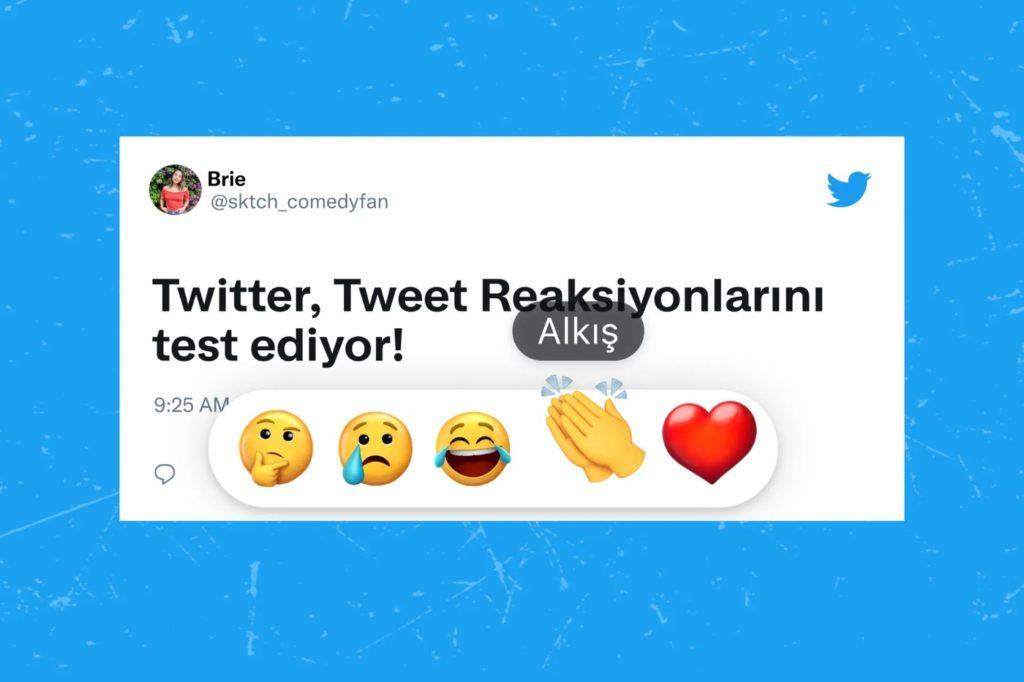 Twitter Reactions Tweets Emojis