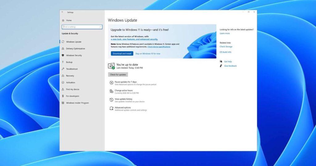 Windows 11 Disponible En Avance