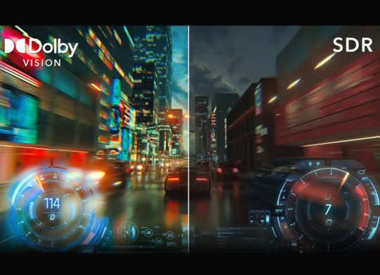 Xbox Series Dolby Vision