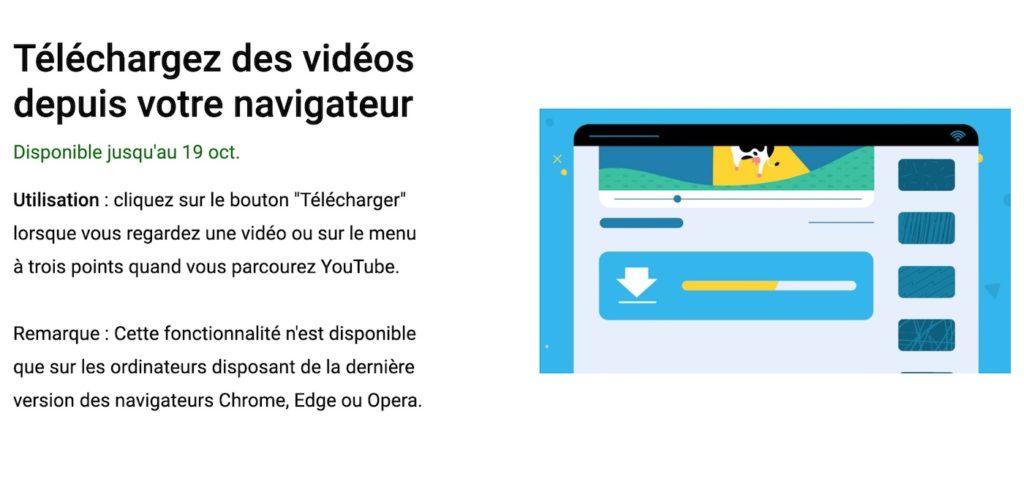 YouTube Teste Telechargement VIdeos Ordinateur