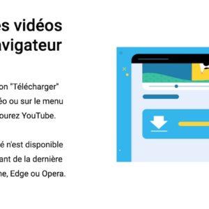 Image article YouTube teste la possibilité de télécharger les vidéos sur ordinateur