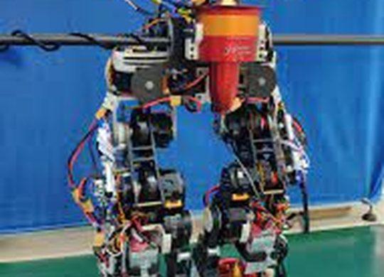 robot Jet-HR2