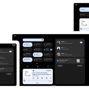 Image article Google annonce Android 12L pour les smartphones pliables et tablettes